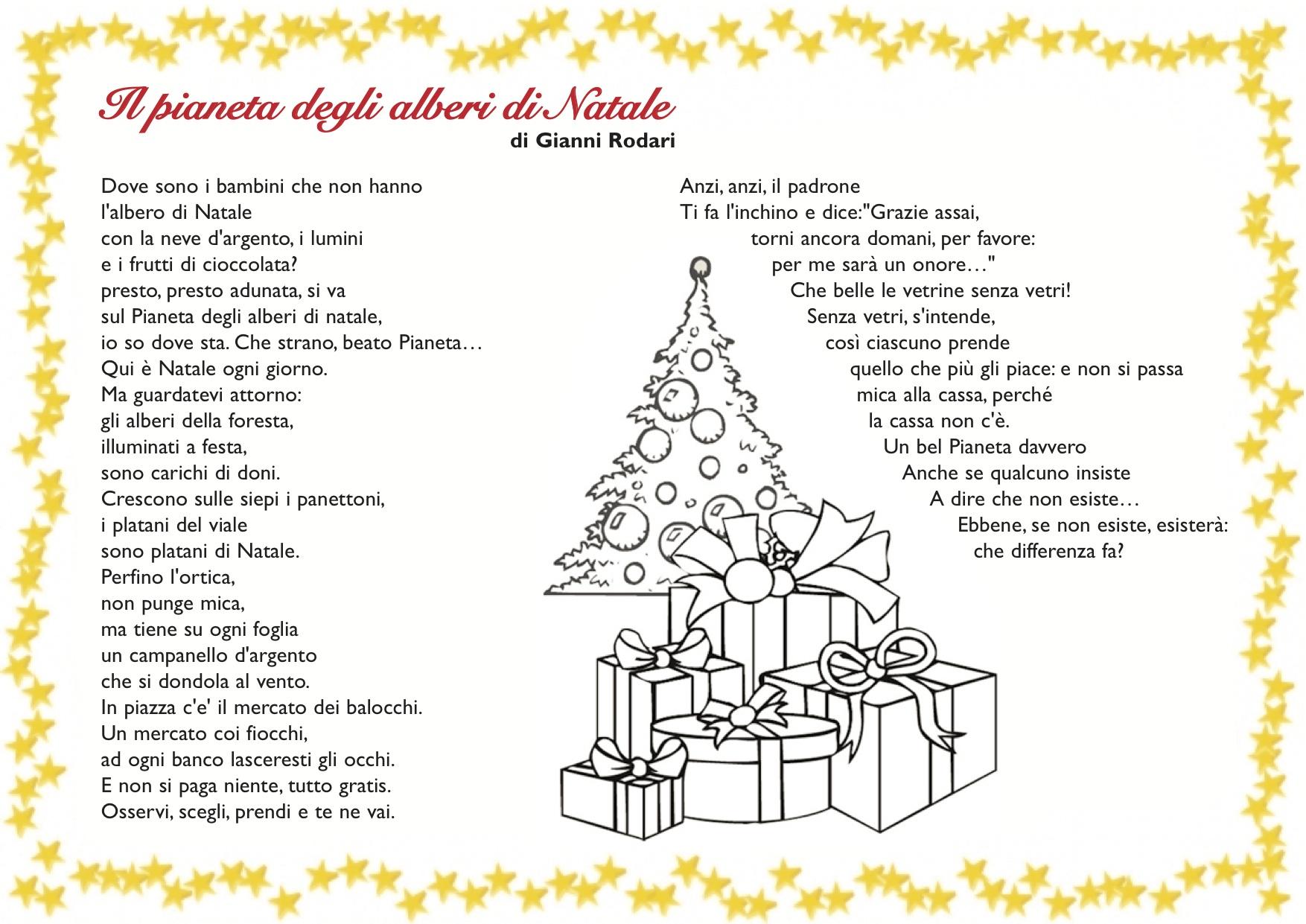Le Piu Belle Poesie Di Natale Scuola Primaria.Favole E Poesie Di Natale Per I Bambini Di Roma Romabambina Org